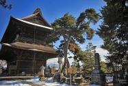 Nagano : Zenkoi Temple