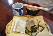 Nagano : oyaki restaurant
