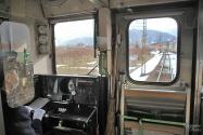 train : Nagano vers Yudanaka