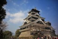 Kumamoto : le chateau