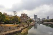 Hiroshima : A bomb dome