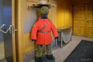 Ottawa : gardien du musée de la monnaie canadienne
