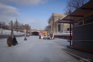 Ottawa : patinage sur le canal Rideau